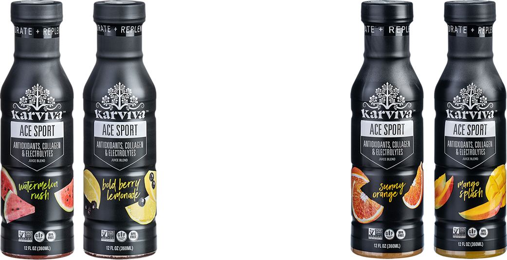 Karviva ACE Sport Drinks